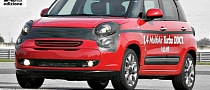 Hot Fiat 500L With 165 HP On Its Way!