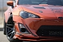 Hot Lava Rocket Bunny Scion FR-S Is For Sale [Photo Gallery]