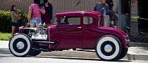 Hot Rod Candy Pink Delight
