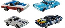 Hot Wheels 2011 Vintage Racing Collection Coming