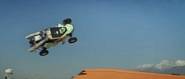 Hot Wheels Pulls World Record Corkscrew Jump [Video]