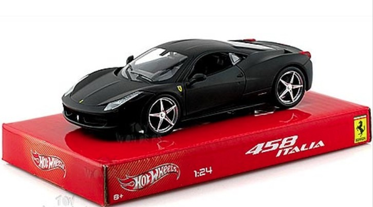 Hot Wheels Will No Longer Make Ferrari Scale Models
