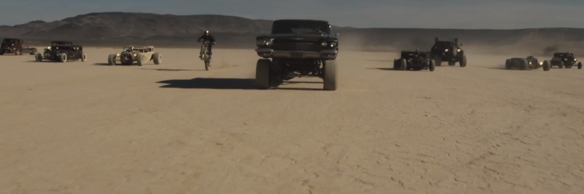 House Of The Rising Sun Music Video Brings Rat Rod Anarchy Autoevolution
