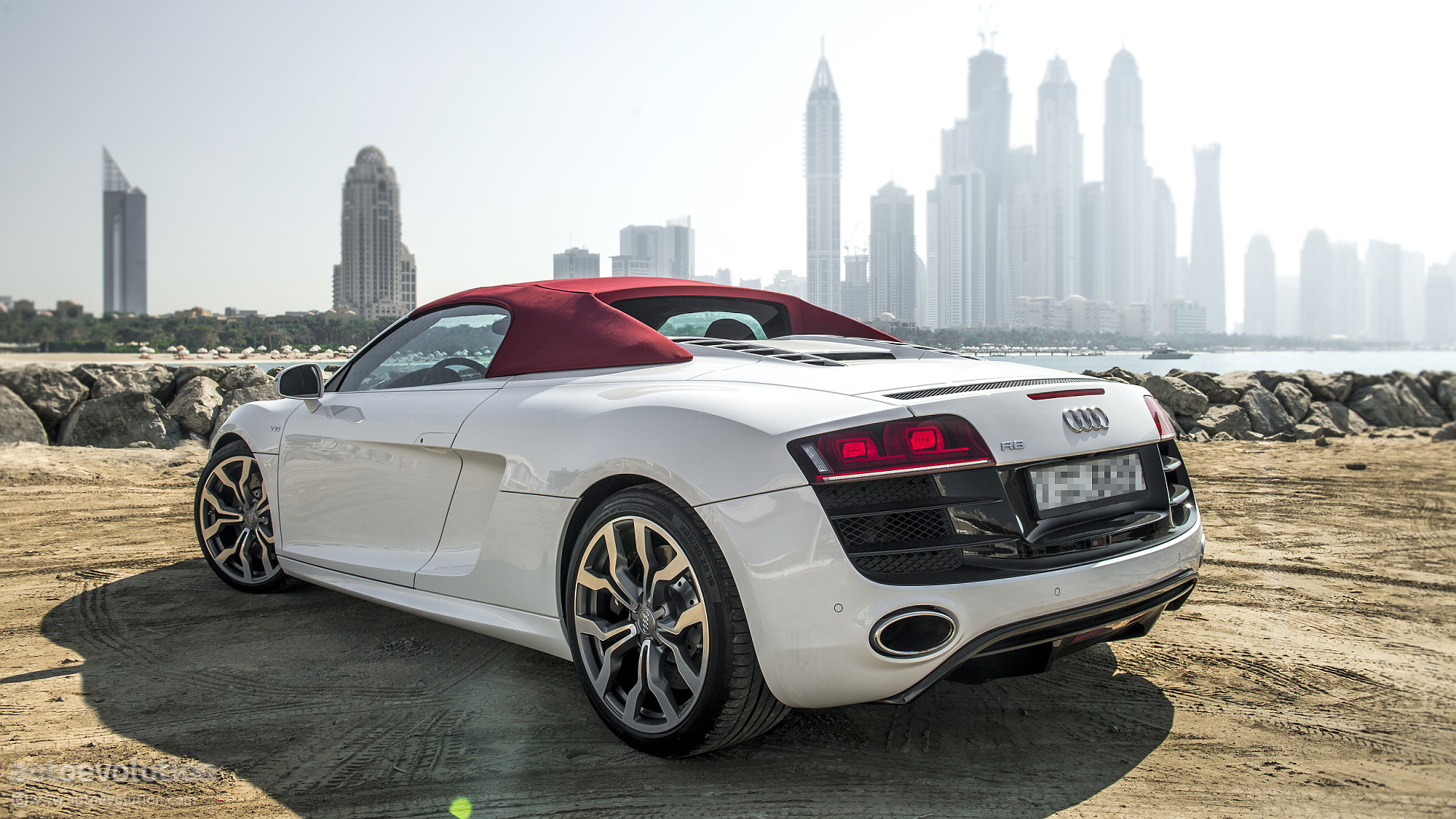 How A Korean Driver Got A Free Audi R For Two Weeks Autoevolution - Audi r8 lease
