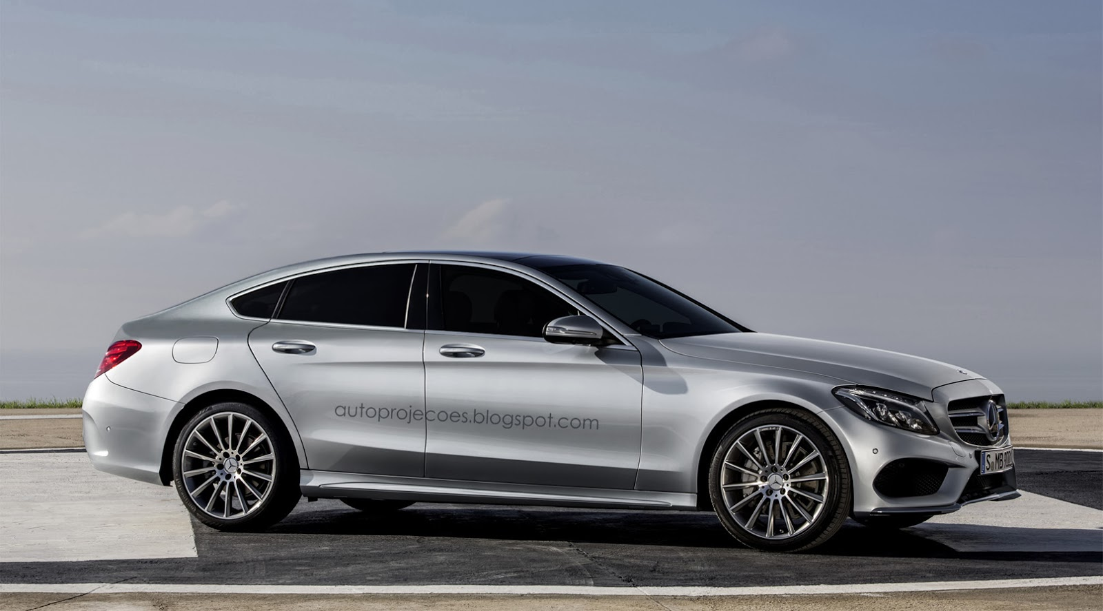 How a mercedes benz c class liftback might look for What are the different classes of mercedes benz cars