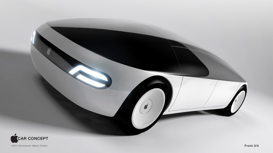 How About That: Apple Car Could Launch in Late 2021 - autoevolution