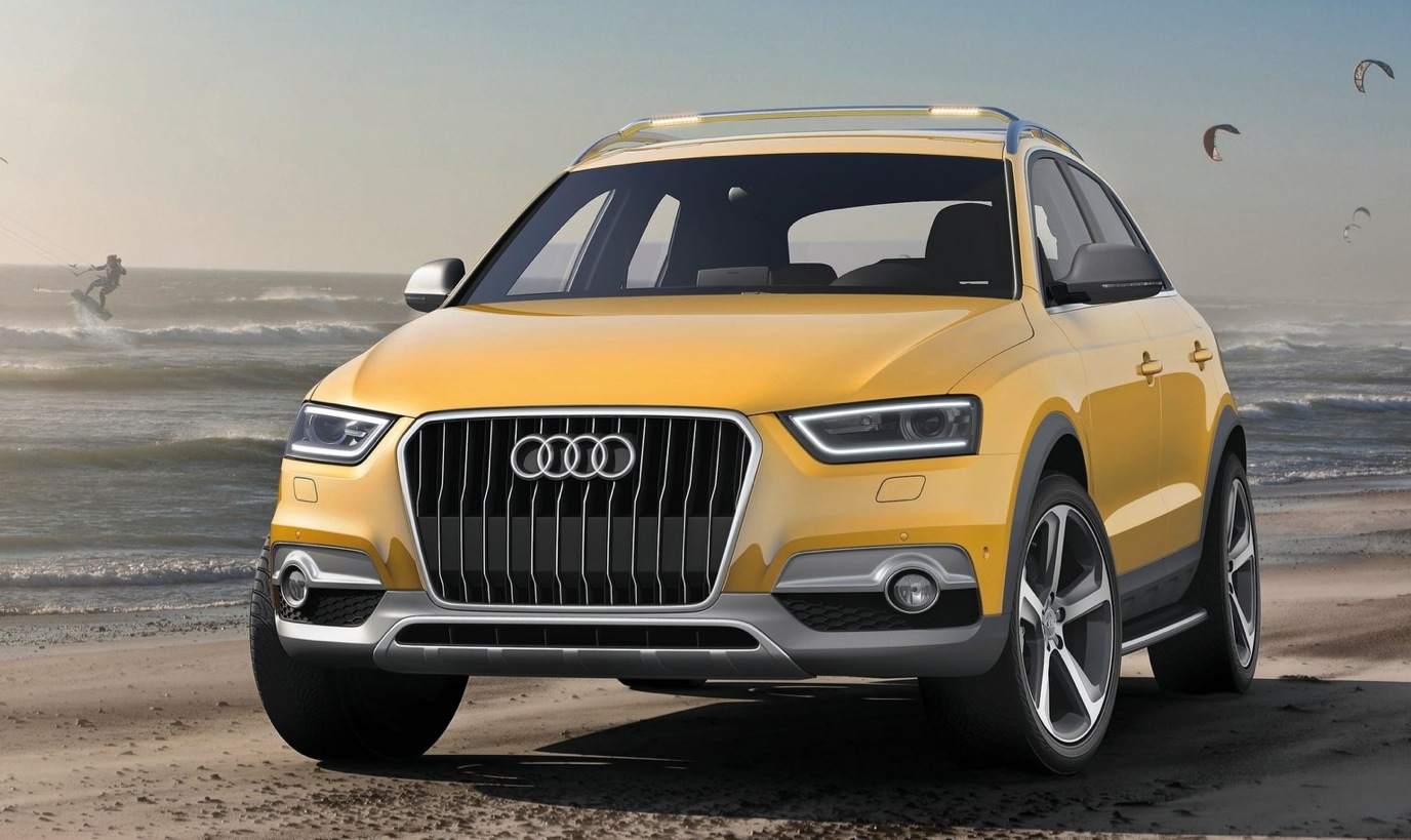 How And Why Audi Should Build The Q Etron Plugin Hybrid - Audi q3 hybrid