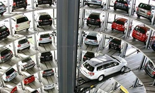 How Automated Parking Systems Work - autoevolution