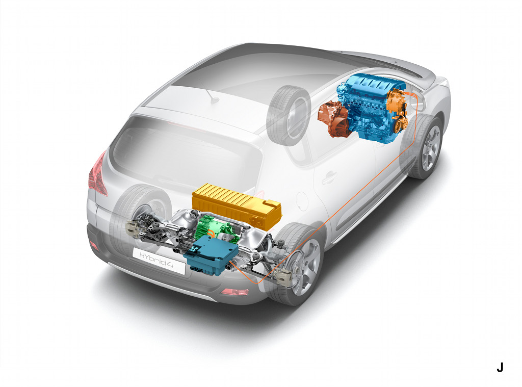 How Diesel Electric Hybrids Work And Why They Aren T On Sale Yet