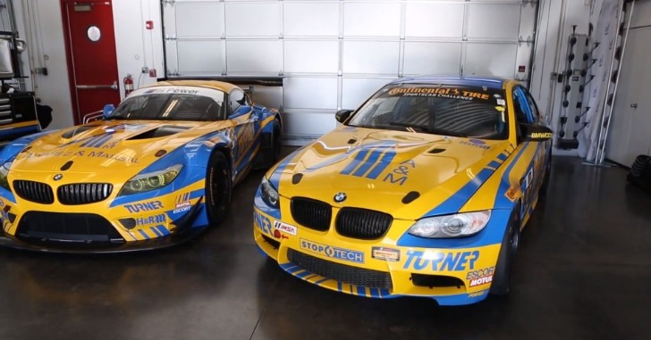How Does A Bmw Z4 Gt3 Feel On The Track Let S Find Out