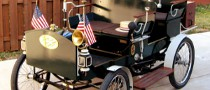 How Google Books Helped Remake a 1906 Oldsmobile