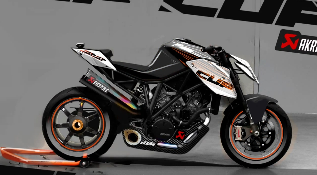 how ktm 1290 super duke r was born autoevolution. Black Bedroom Furniture Sets. Home Design Ideas