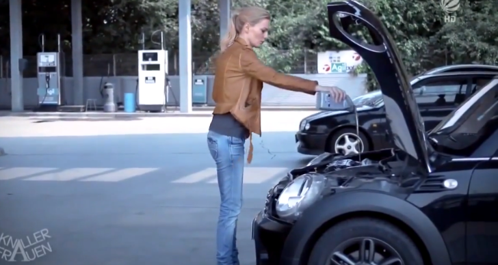 How Not to Change the Oil on your MINI [Video]