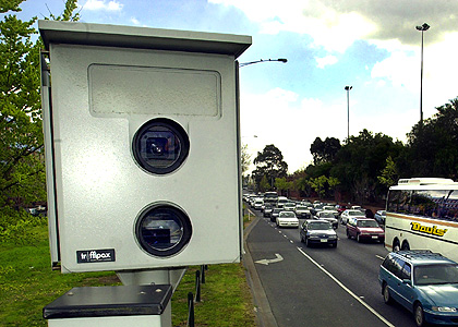 Speed Cameras  avoiding or beating the speed camera