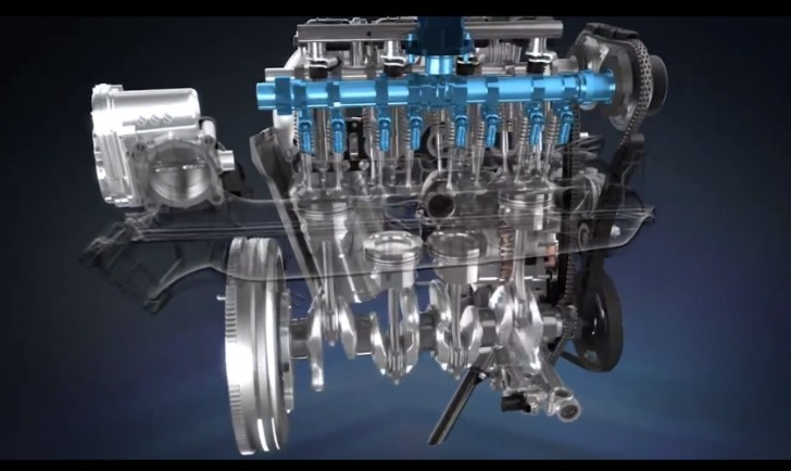 How the Camtronic System Works on Mercedes-Benz Engines [Video]