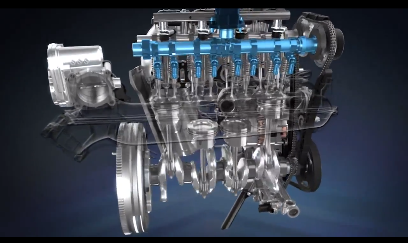 How The Camtronic System Works On Mercedes Benz Engines