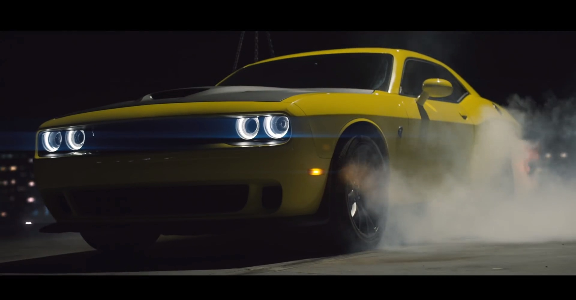 how the challenger hellcat and pennzoil put together the. Black Bedroom Furniture Sets. Home Design Ideas