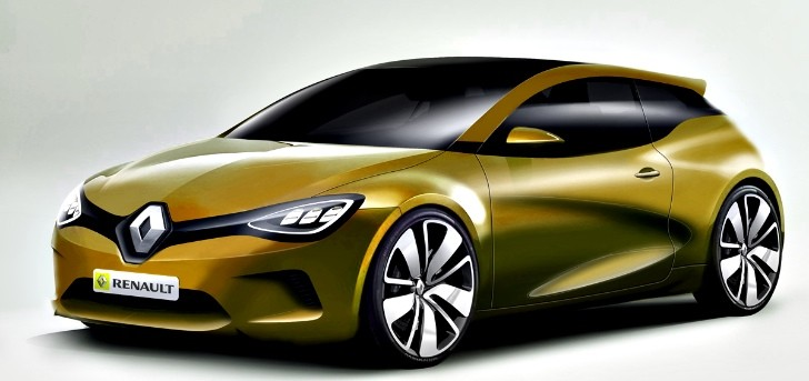 How the Next Renault Megane Coupé Could Look [Photo Gallery]