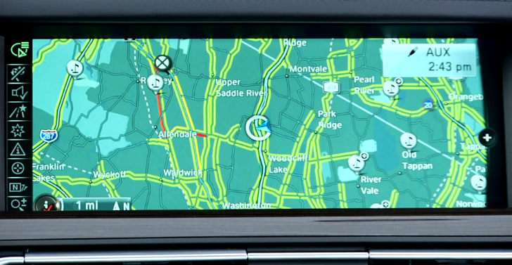 How to Activate the Traffic Flow Feature on your BMW's iDrive [Video]
