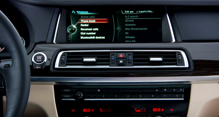 How to Assign iDrive Functions to Your BMW's Bookmark Buttons [Video]
