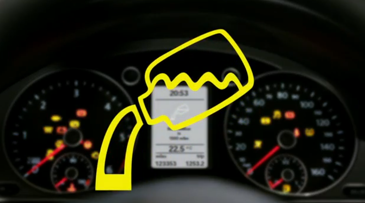 How To Check Your Ad Blue Fluid On A Vw Passat Tdi