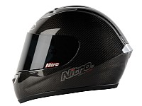 Carbon fibers helmets are light and extremely strong