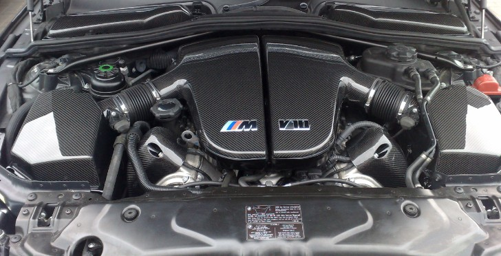 How To Clean The Maf Sensor On Your Bmw E60 M5 Autoevolution