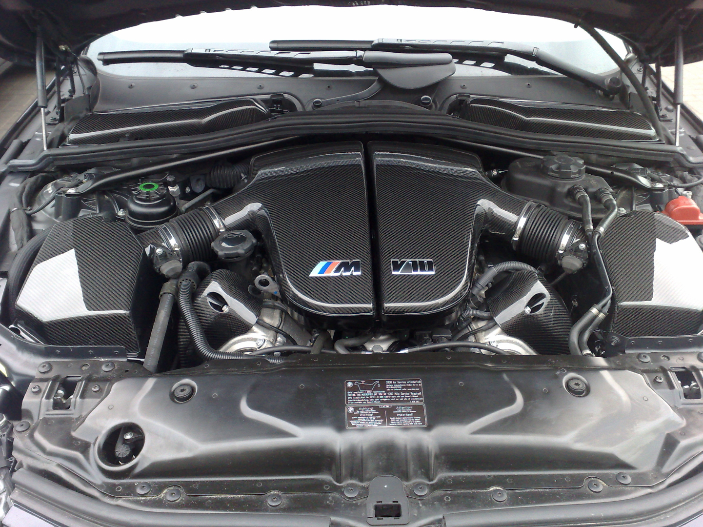 How To Clean The Maf Sensor On Your Bmw E60 M5