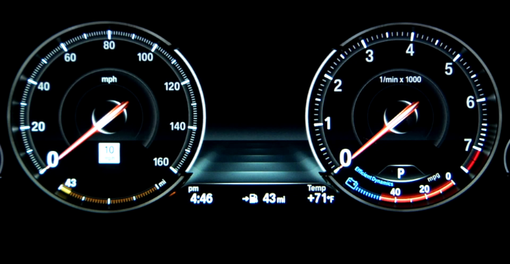 How to Disable the Driving Mode View on Your BMW [Video]