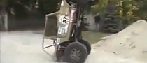 How To Do a Wheelie and Keep Driving Upright in a Jeep [Video]