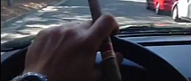 How to Drive Like Arnold Schwarzenegger [Video]