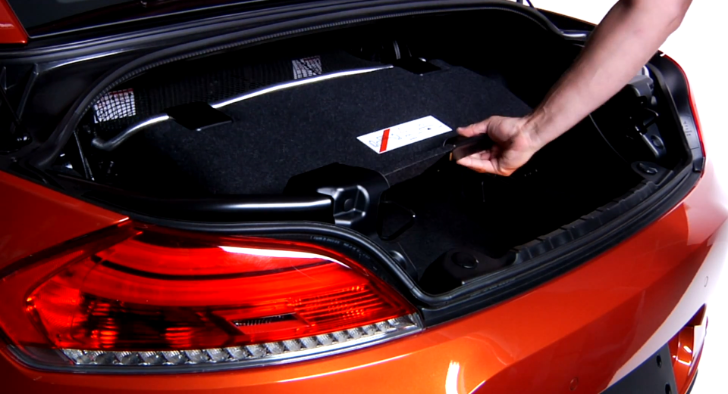 How To Fix The Trunk Partition Error On Your Bmw E89 Z4