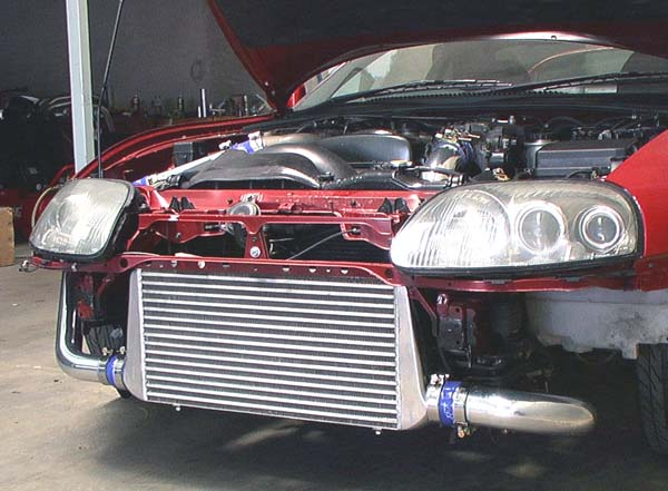 How To Get More Power Out Of A 2jz Gte Stock Supra Engine