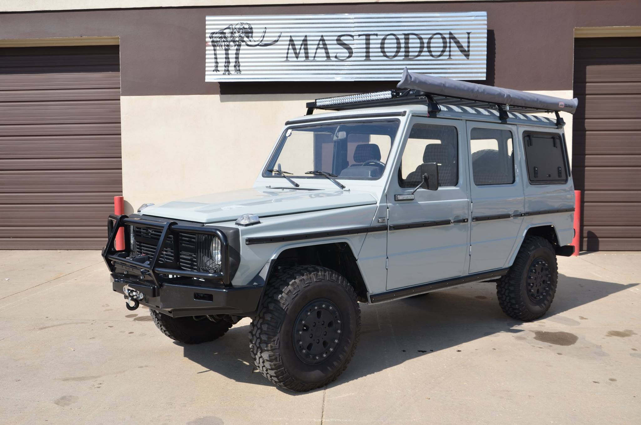 How to Have a G-Wagon That's Cheap and Original Using Army Surplus