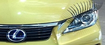 How to Install Car Lashes