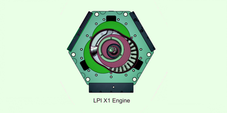 New Car Engine Design