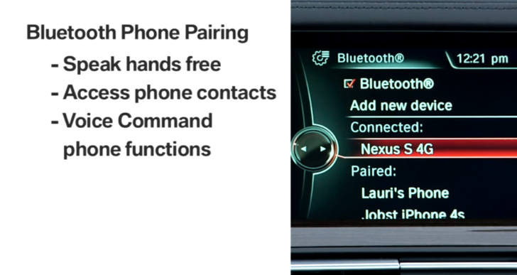 How to Pair an Android Phone via Bluetooth to Your BMW [Video]