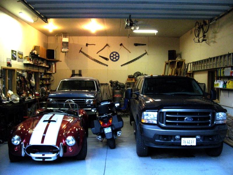 Auto Garage For Rent >> How to Prepare the Bike for the Winter Break - autoevolution