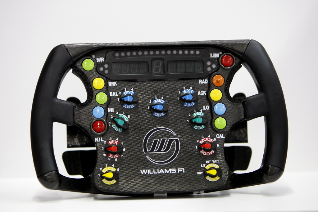 Steering Wheel Williams FW30