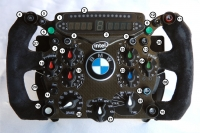 Robert Kubica's 2009 steering wheel