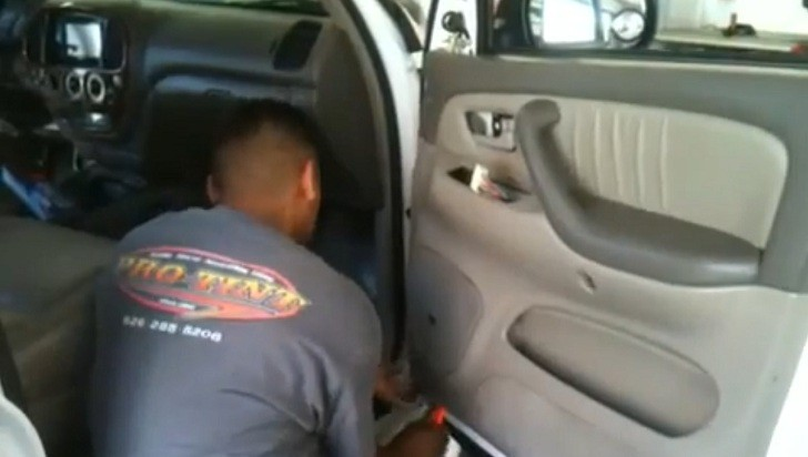 How to Remove Door Panel on 2005 Toyota Tundra [Video]