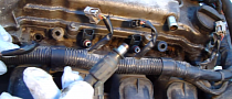 How to Remove Fuel Injectors on Toyota VVTi Engine [Video]