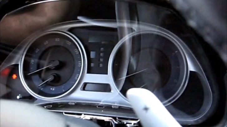 How to Remove Instrument Panel on 2006-2009 Lexus IS 350 [Video]