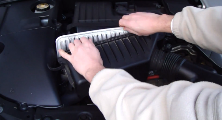 How to replace air filter in a 2003 saturn vue 2003 for 2009 saturn vue cabin air filter