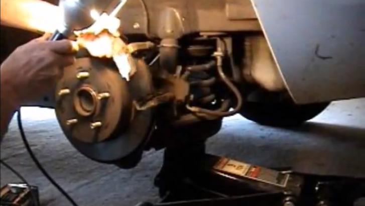 How to Replace Brake Pads on 2008 Toyota RAV4 [Video]