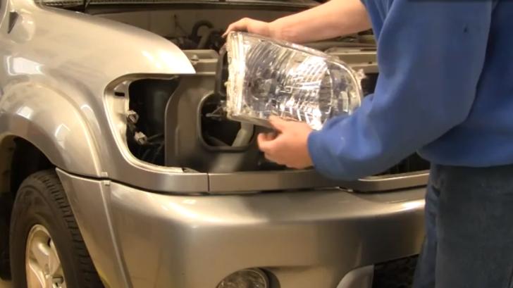How to replace headlight lamps 2014 silverado autos post