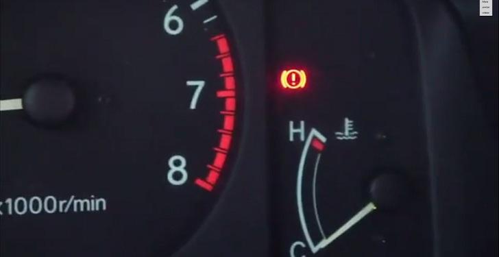 How To Reset Brake Warning Light On 2000 2007 Toyota Corolla