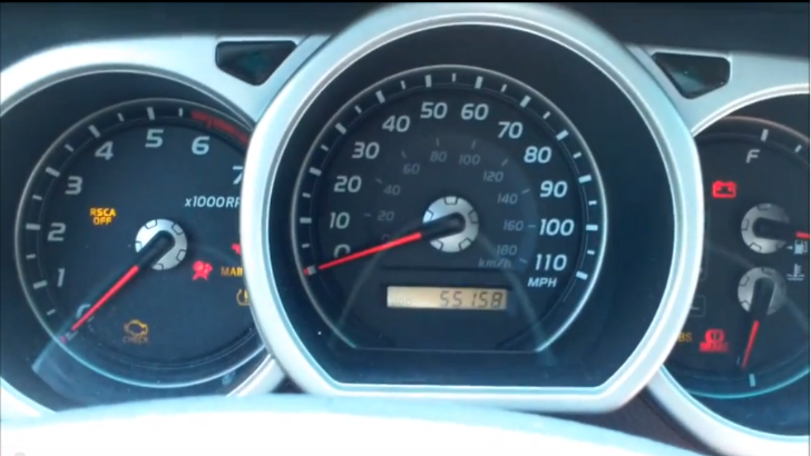 How to Reset Maintenance Light on 2005 Toyota 4Runner [Video]