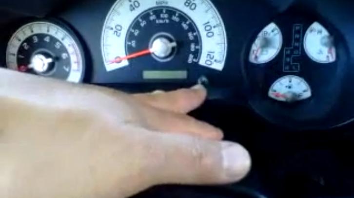 How To Reset Maintenance Light On 2007 Toyota FJ Cruiser