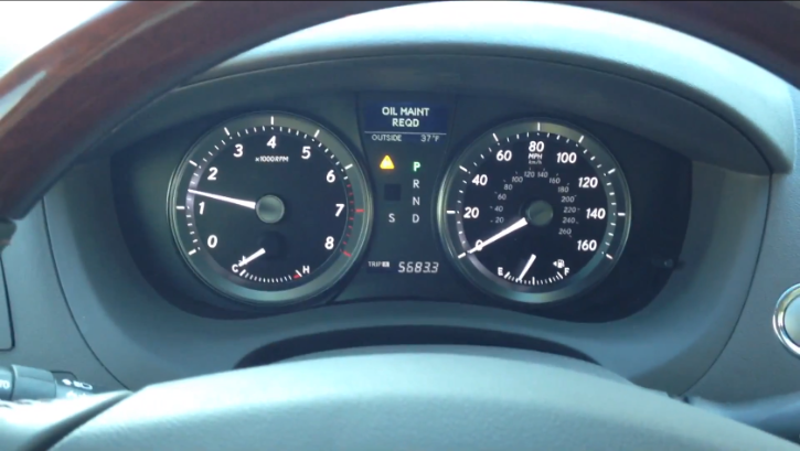 How to Reset Maintenance Light on Lexus ES 350 [Video]